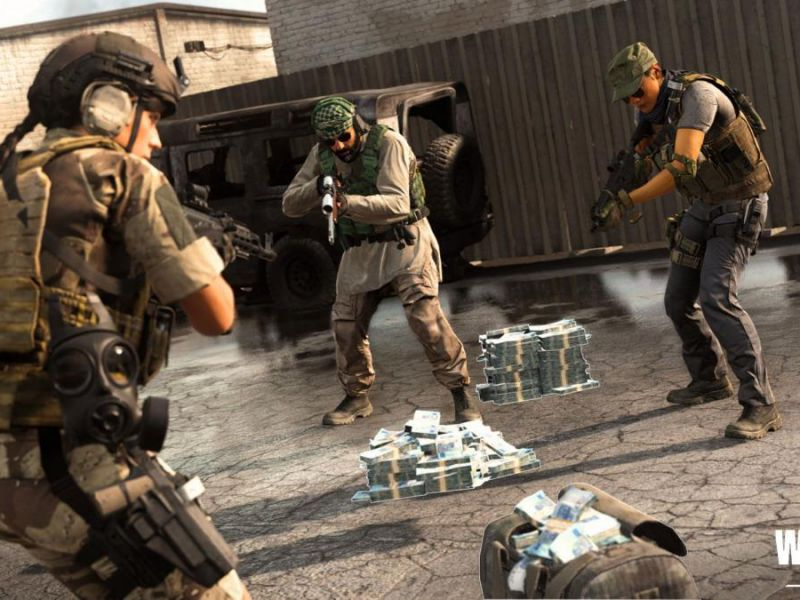 COD Warzone and shadow bans: complaints from streamer Aydan