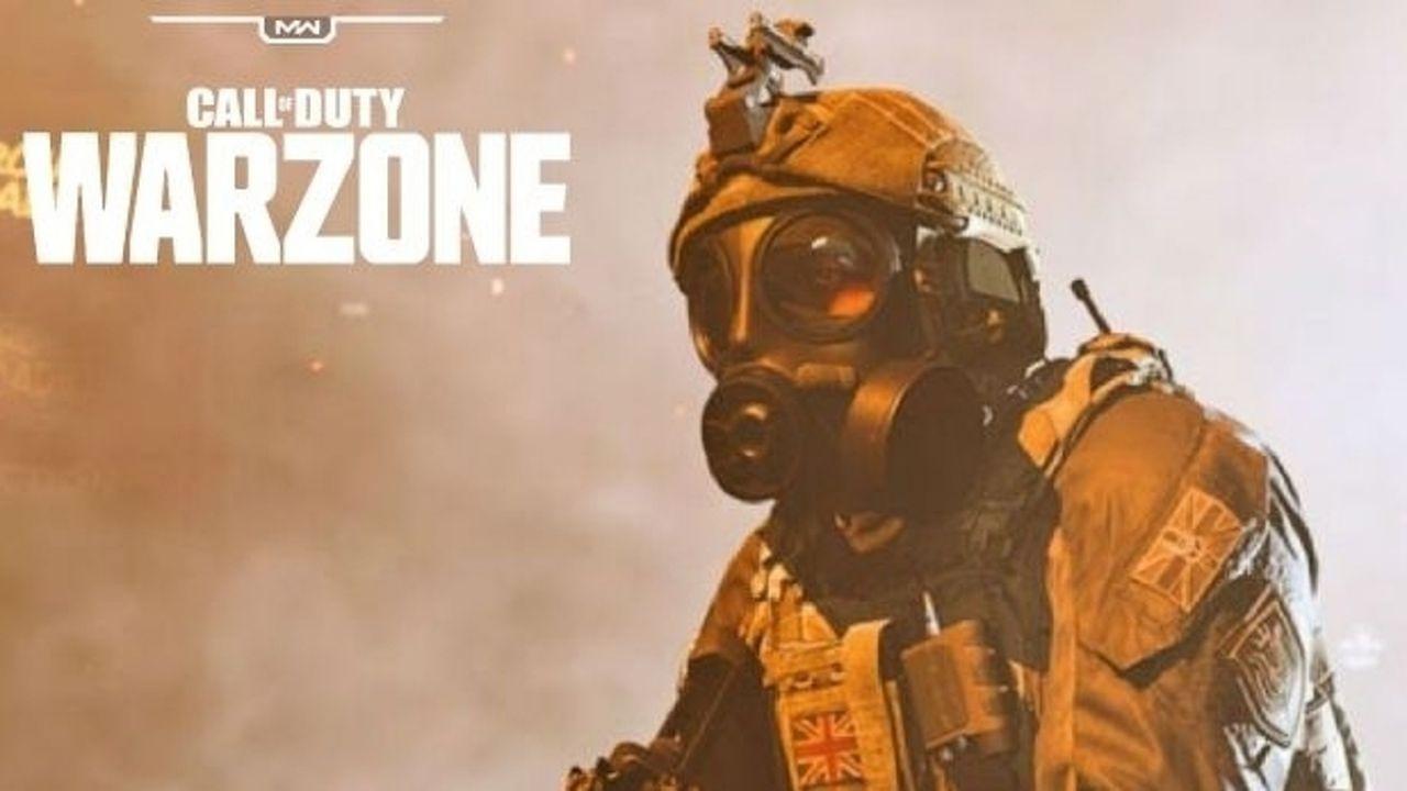COD Warzone: un trucco segreto per rimuovere l'animazione della maschera antigas