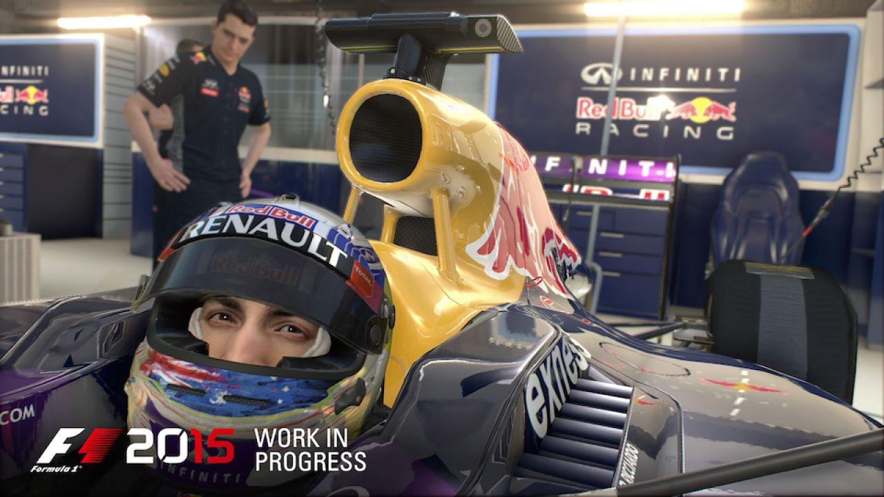 Codemasters svela la data di uscita di F1 2015 e pubblica nuove immagini del gioco