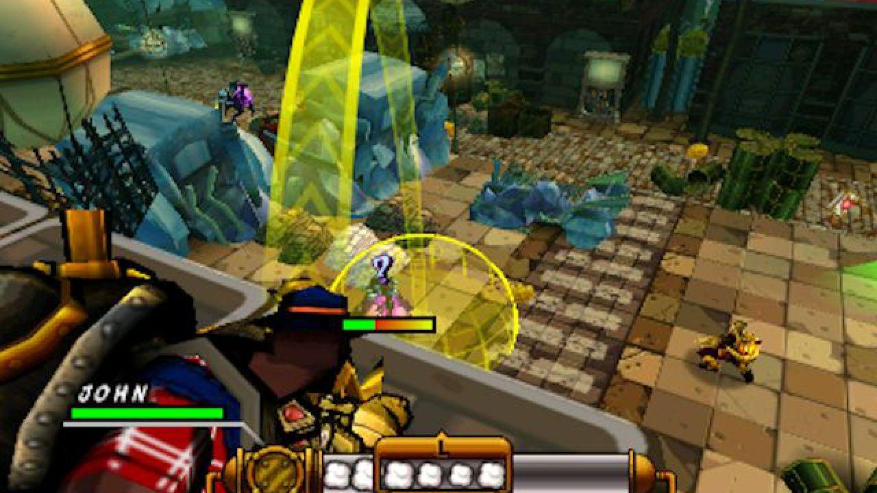 Codename S.T.E.A.M. si mostra in un nuovo video gameplay