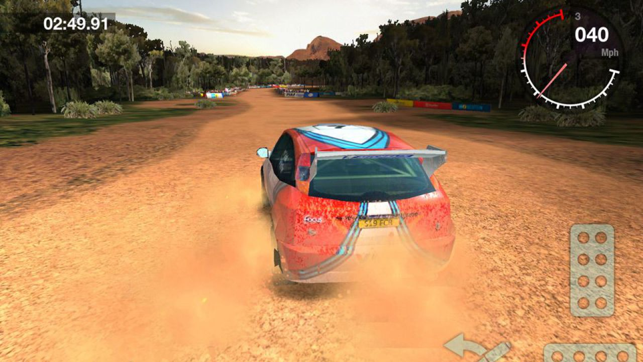 Colin McRae Rally arriva domani su iOS