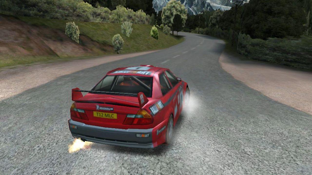 Colin McRae Rally per iOS: il trailer di lancio