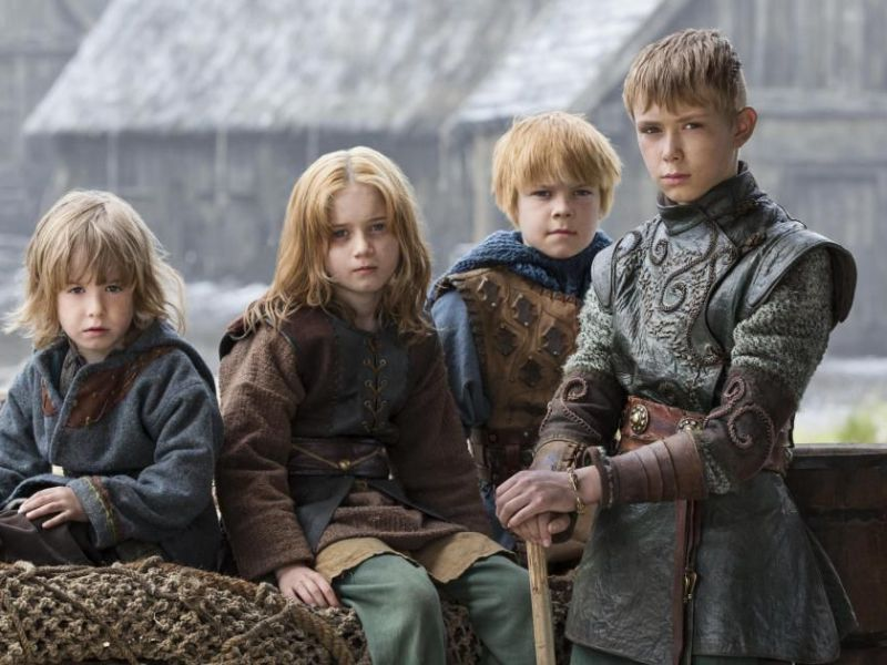 Com'era la vita dei bambini nella società vichinga?