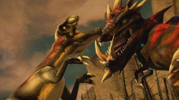 Combattimenti tra Giganti Dinosauri 3D: trailer di lancio
