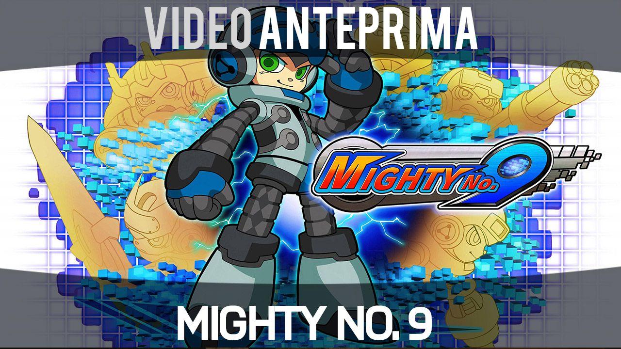 Comcept promette un importante annuncio per Mighty No. 9