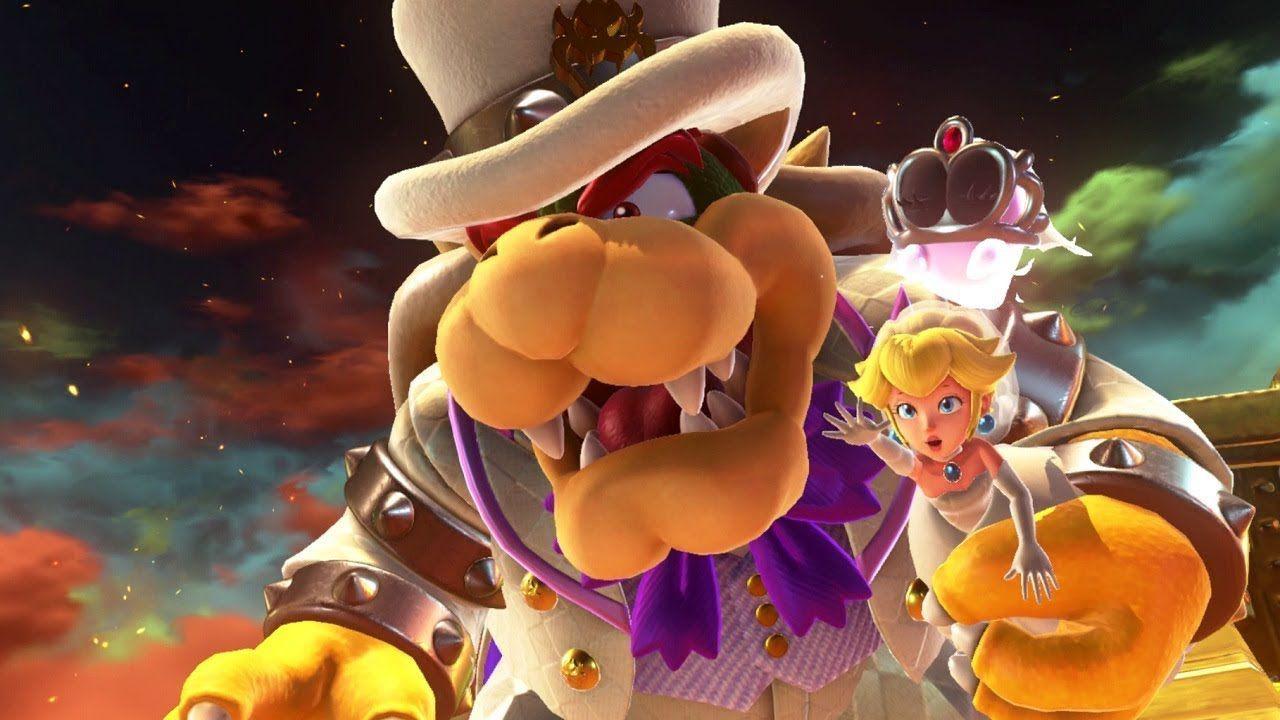 Come si chiama il cattivo principale dei giochi di Super Mario?