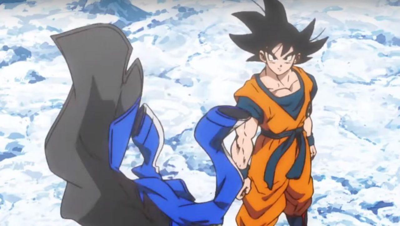 Figuart DRAGON BALL Z GOKU un Saiyan sollevate sulla Terra Versione Japan Bandai S.H