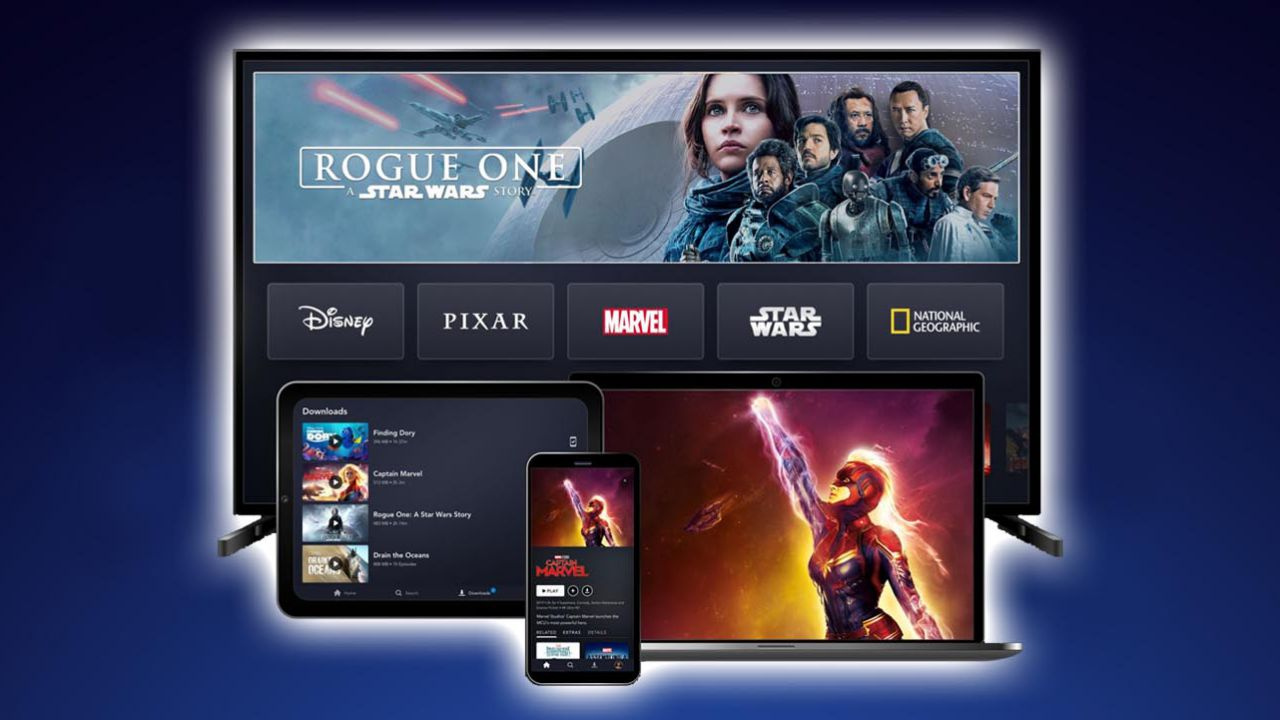 Come guardare Disney+ su TV tramite AirPlay di Apple