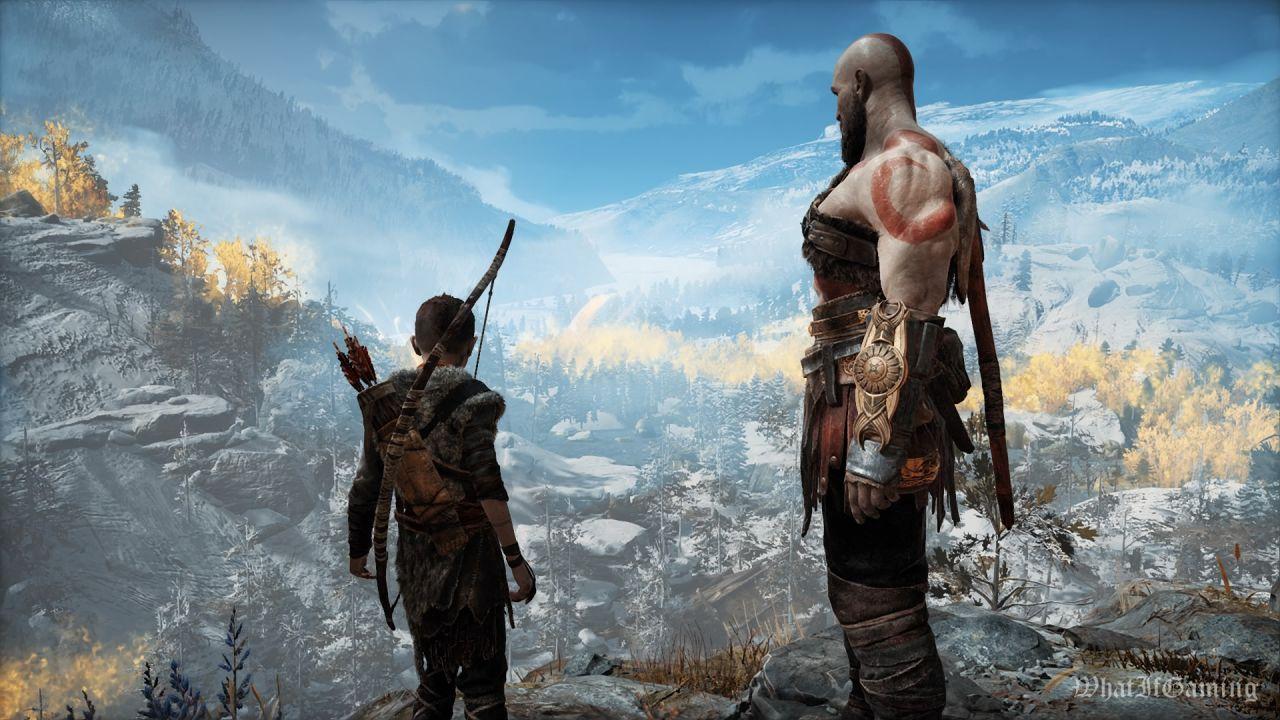 Come sbloccare il finale segreto di God of War per PS4?