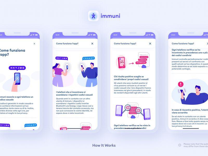 Come scaricare e configurare l'app Immuni su iOS ed Android