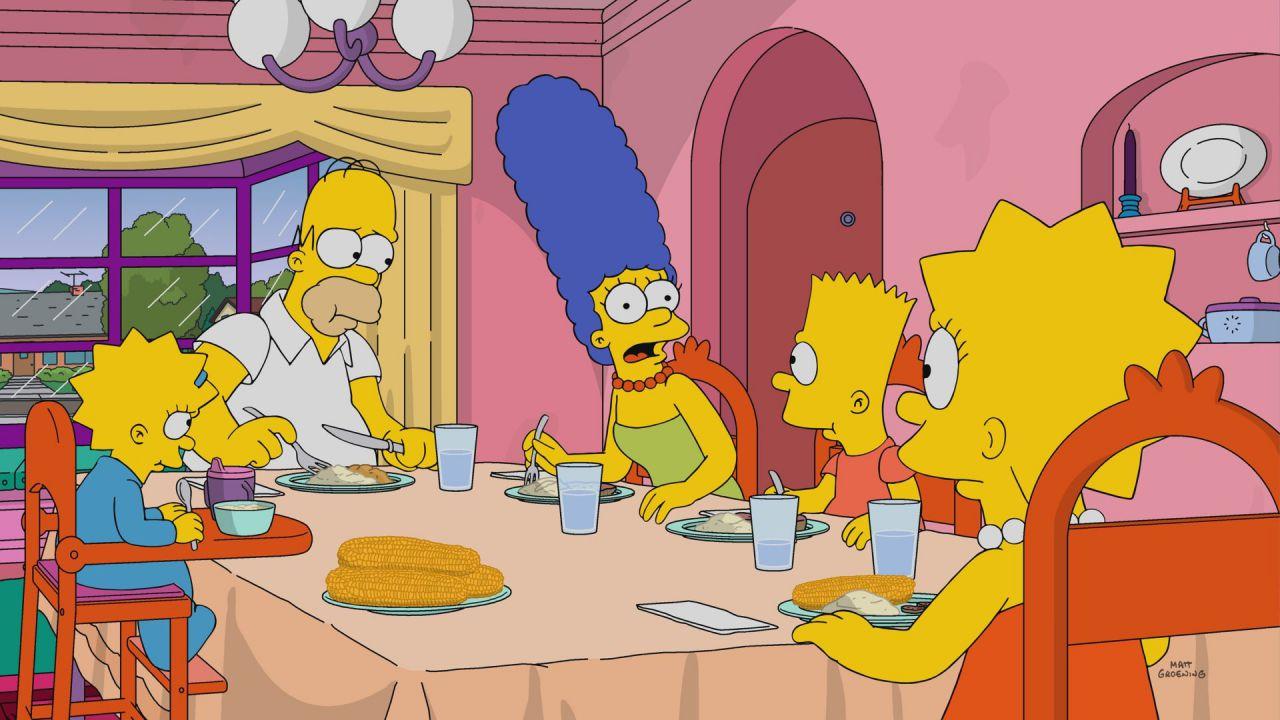 Come mai i Simpson sono gialli? Ecco il segreto sulla serie