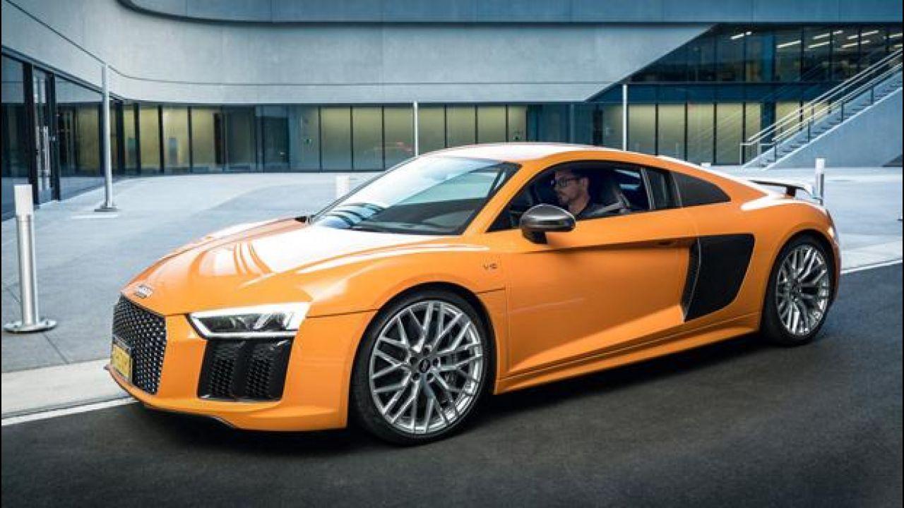Come mai Tony Stark guida Audi in 'The Avengers'? Ce lo spiega la casa tedesca