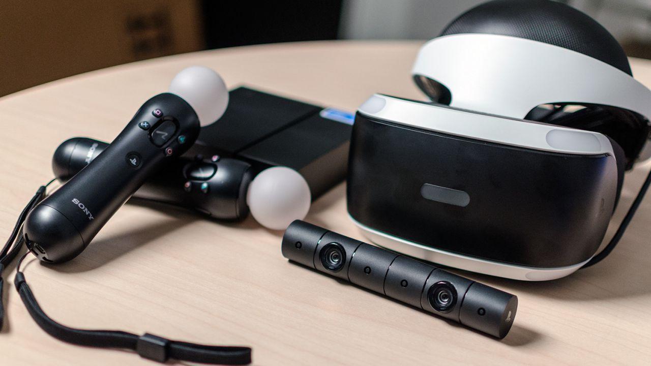 Come usare PlayStation VR con Xbox One, PC, Wii U e decoder Sky