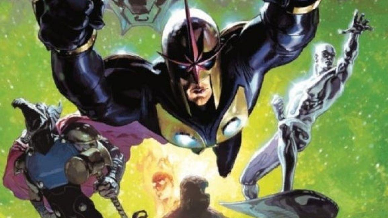 Comincia l'evento Annihilation Scourge targato Marvel Comics con il primo numero di Alpha