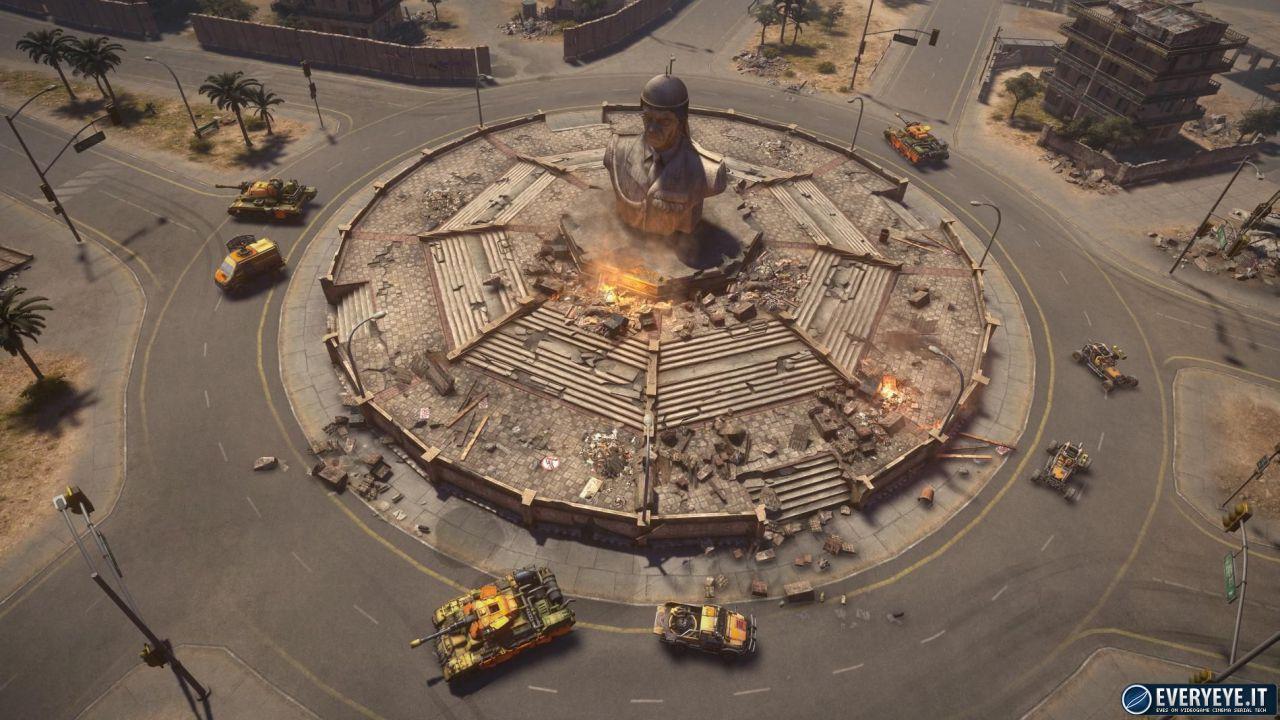 Command & Conquer Generals 2: nessuna campagna single player al lancio