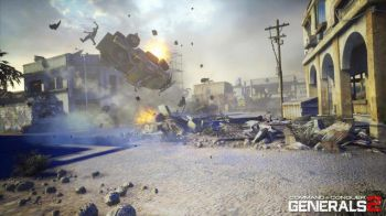 Command & Conquer: primo video dietro le quinte