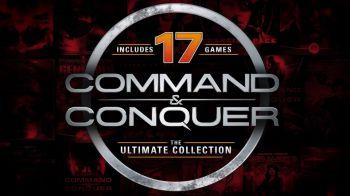 Command & Conquer The Ultimate Collection: tutti i 17 giochi della serie in un'unica raccolta