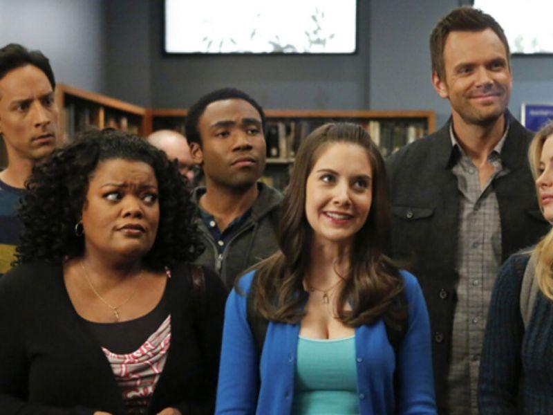 Community: il cast  lancia un teaser per la reunion online