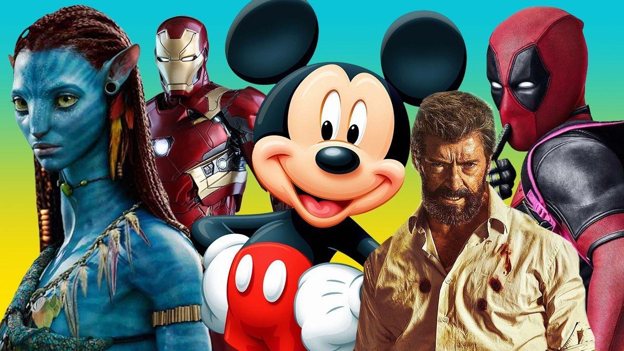 Con l'acquisizione della Fox, il 2019 sarà un anno di cambiamenti per la Disney