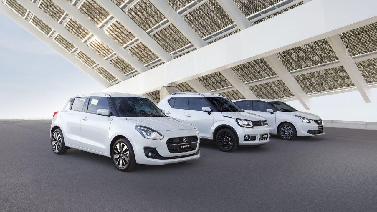 Con Suzuki, un'auto ibrida costa solo 1.000 euro in più di una benzina