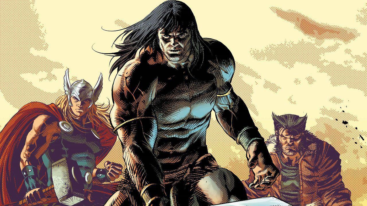 Conan il Barbaro sbarca in tutto il mondo grazie ad un accordo siglato con Panini Comics!