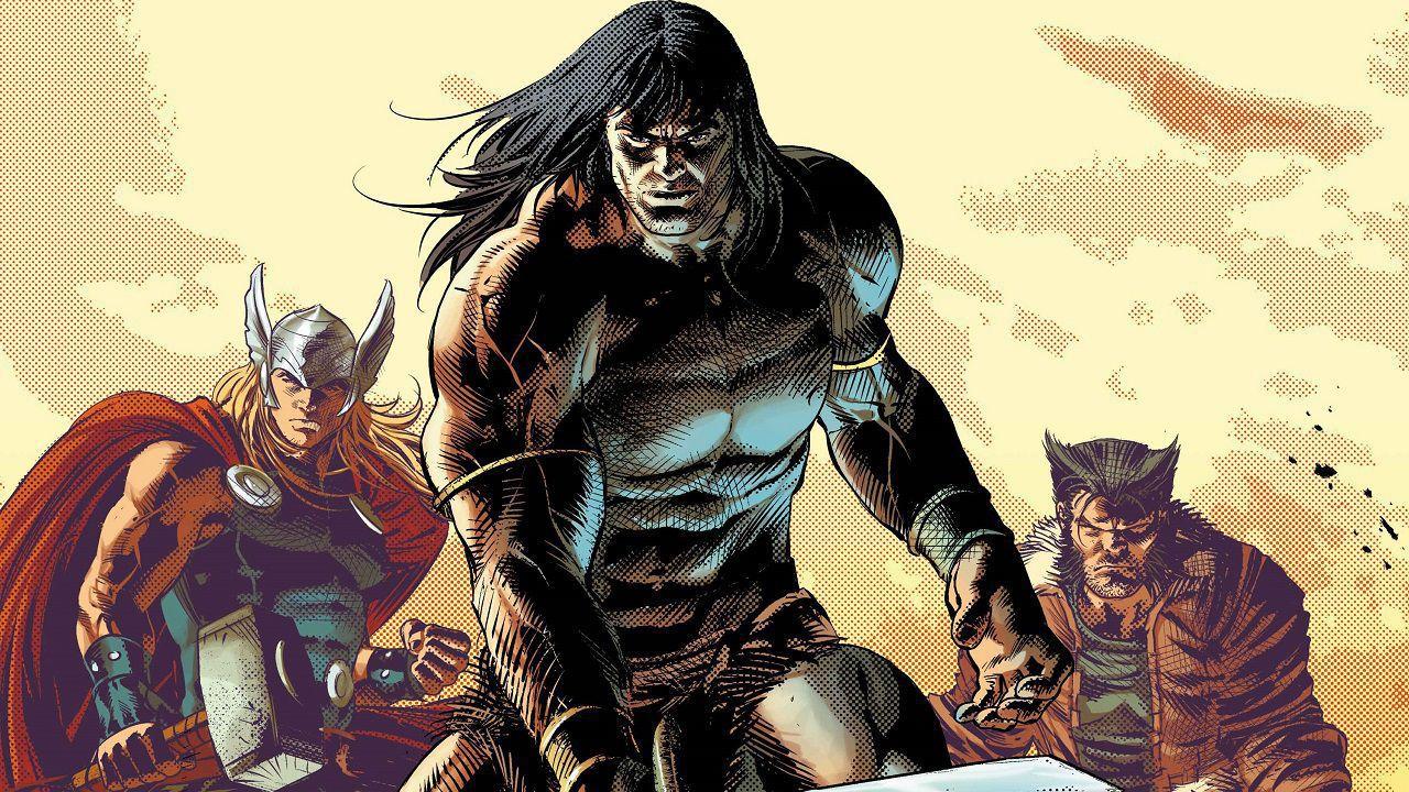 Conan il Barbaro e il Simbionte si incontrano in Savage Avengers: ecco come