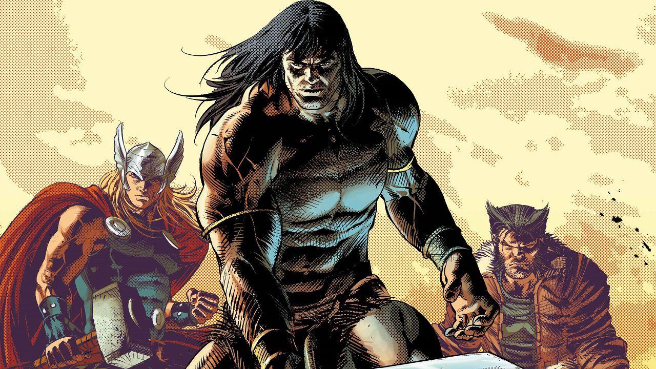 Conan il Barbaro tornerà alla Marvel nel Gennaio 2019. C'è già qualcosa in cantiere?