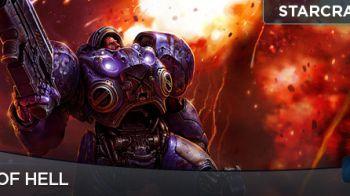 Conclusa la semifinale del torneo Starcraft 2: Kings of Hell su Taverneye.