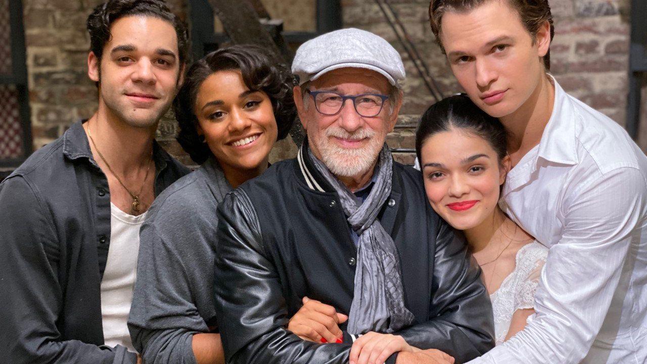 Concluse ufficialmente le riprese di West Side Story di Steven Spielberg