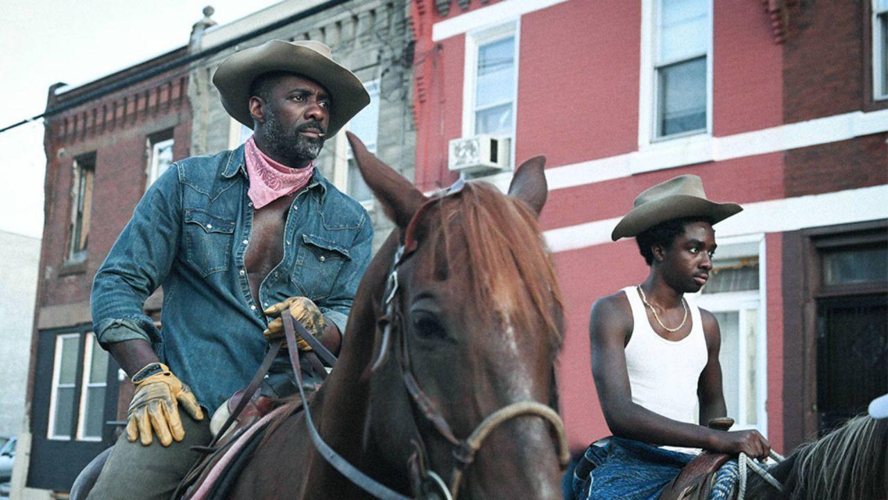 Concrete Cowboys, Netflix distribuirà globalmente il film western con Idris Elba