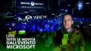 Conferenza Xbox E3 2016: Pro e Contro dell'annuncio di Xbox Scorpio