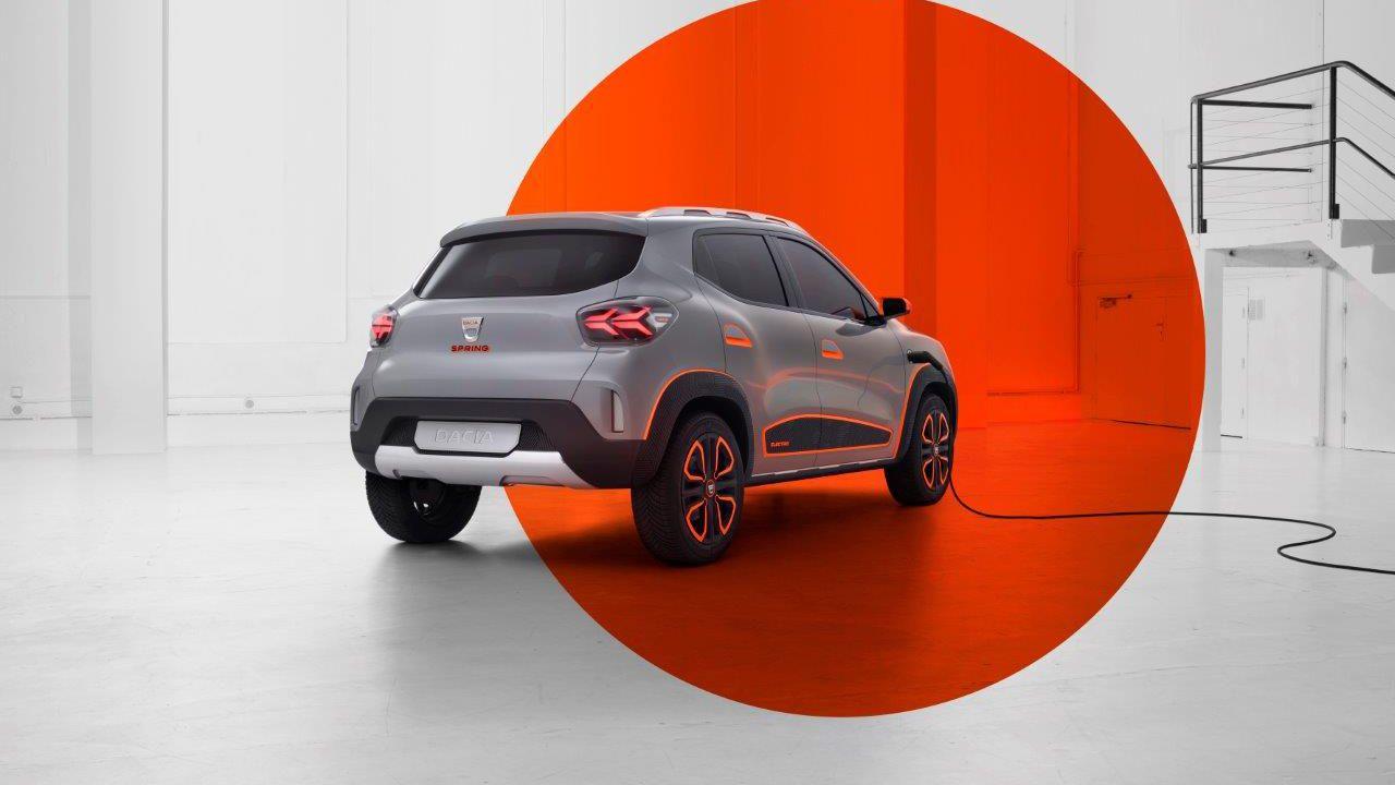 Confermata la Dacia Spring Electric nel 2021: sarà l'elettrica più economica?
