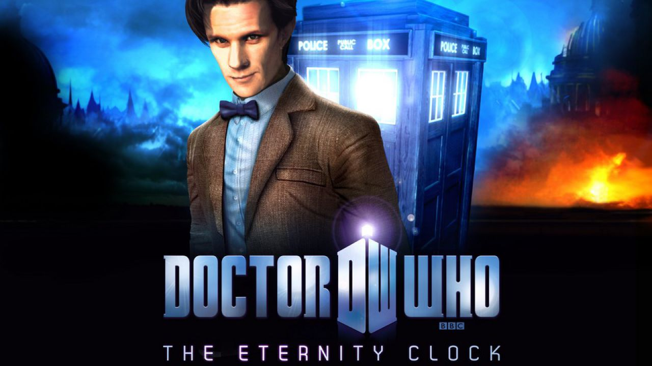 Confermata la data di uscita di  Doctor Who: The Eternity Clock su PS Vita