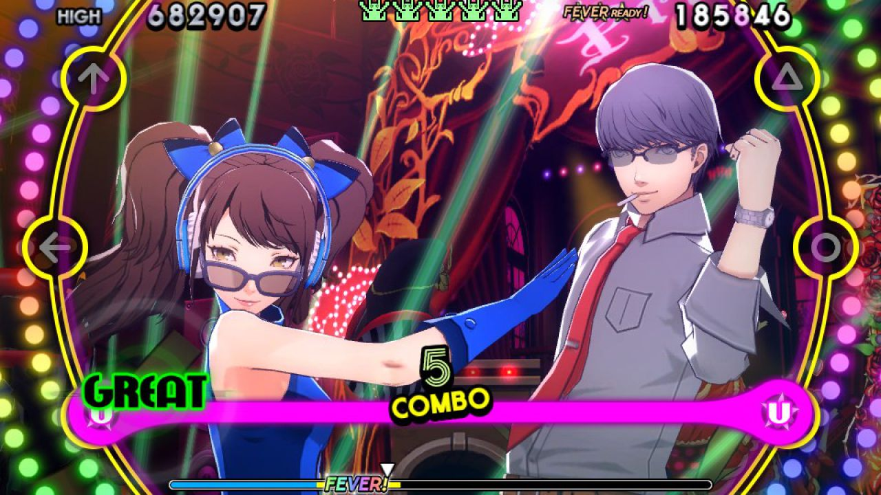 Confermata la data di uscita europea di Persona 4: Dancing All Night