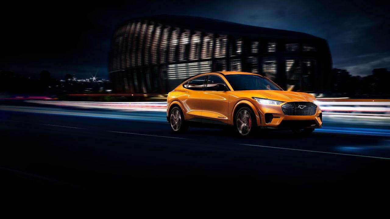 Ford Mustang Mach-E GT, caratteristiche, autonomia e prestazioni