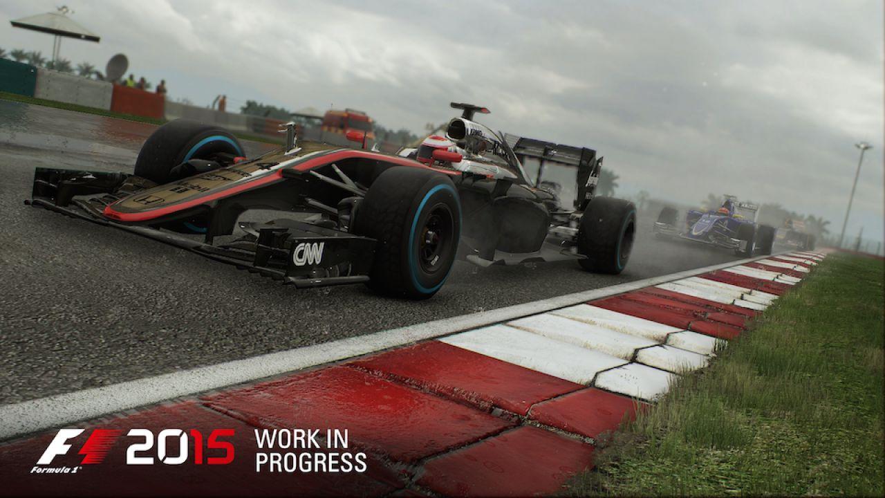 Confermata la risoluzione di F1 2015 su console, nessun piano per portare il gioco su Xbox 360 e PS3
