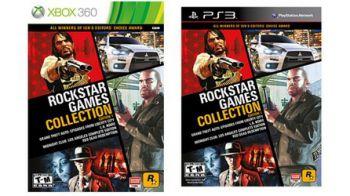 Confermata la Rockstar Games Collection: Edition 1 per PS3 e Xbox 360