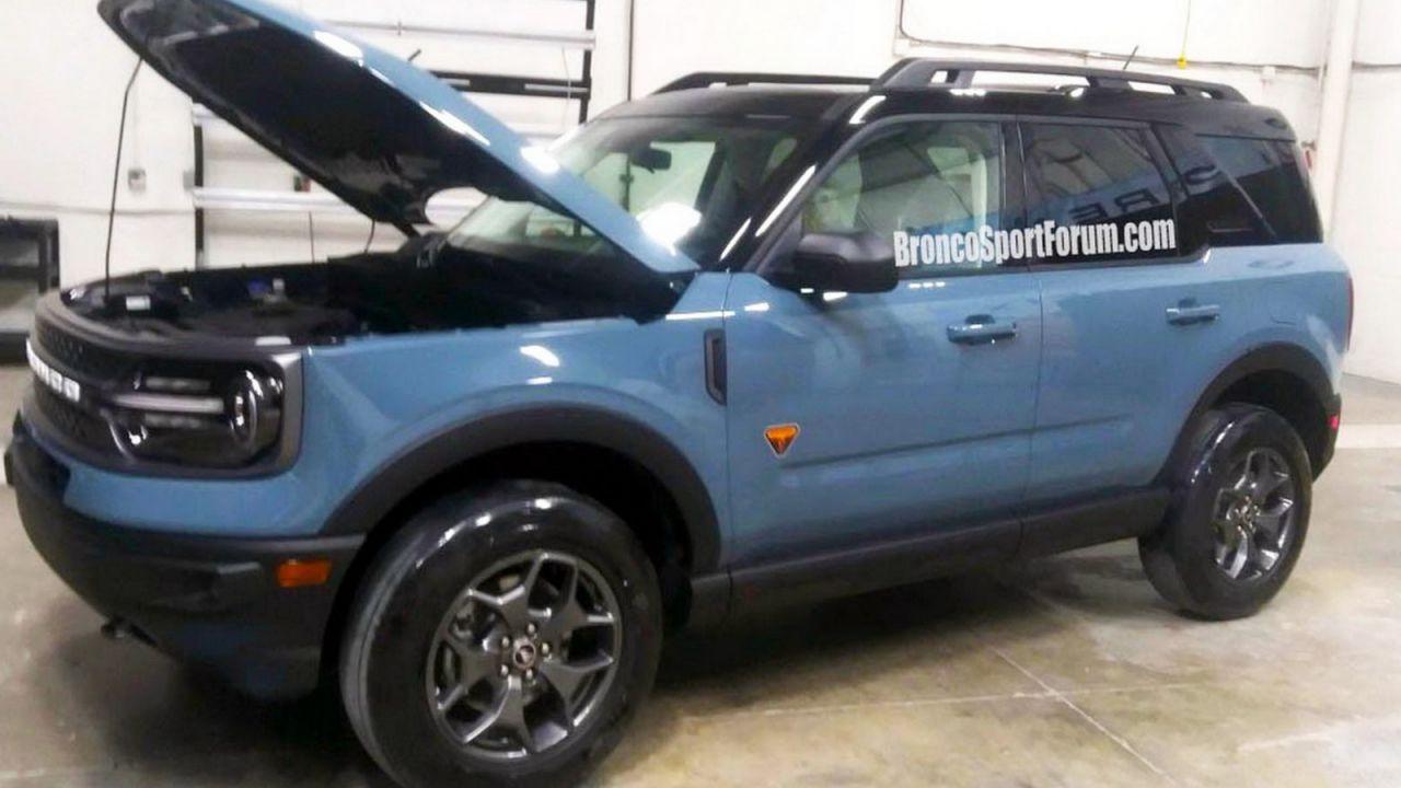 Conosciamo finalmente la data di inizio produzione del Ford Bronco
