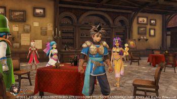 Conosciamo i personaggi di Dragon Quest Heroes: L'Albero del Mondo e Le Radici del Male