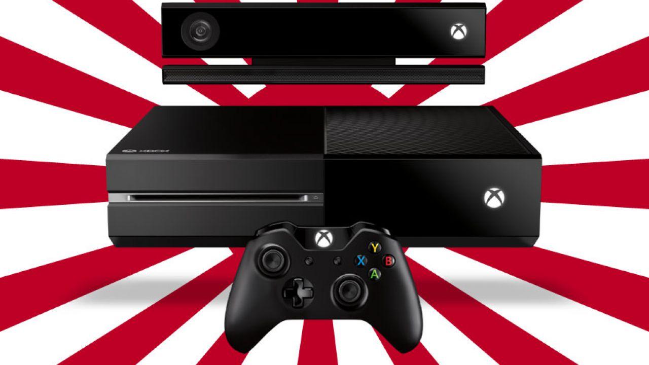 Continua il declino di Xbox One in giappone