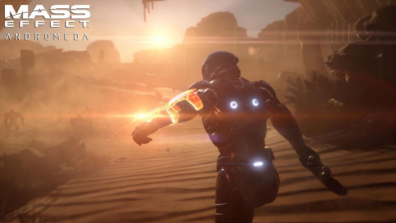 Continua lo sviluppo degli scenari di Mass Effect Andromeda