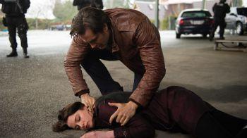 Continuum 3, un'immagine dal set della nuova stagione