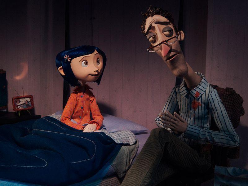 Coraline e la Porta Magica, Neil Gaiman spiega: 'Ecco perché non ha avuto un sequel'
