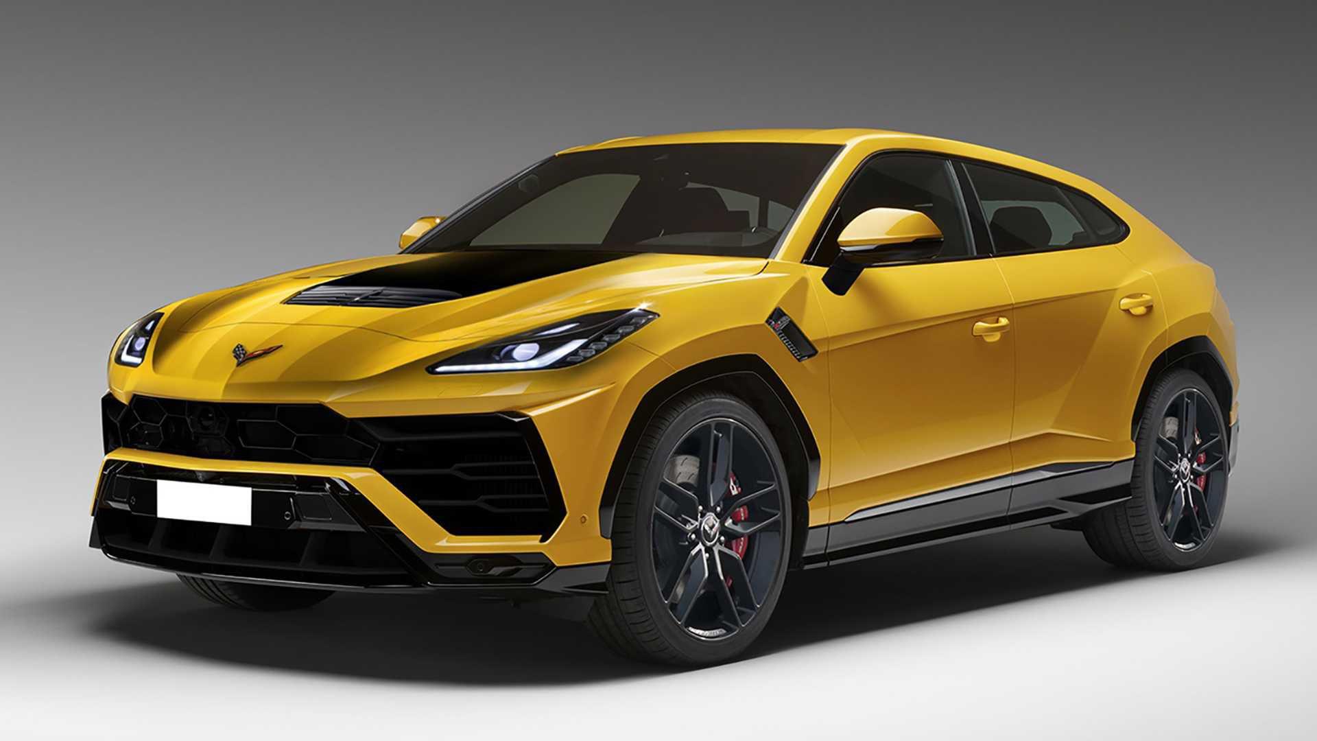 Corvette pensa a un SUV da 100.000 dollari per sfidare il ...