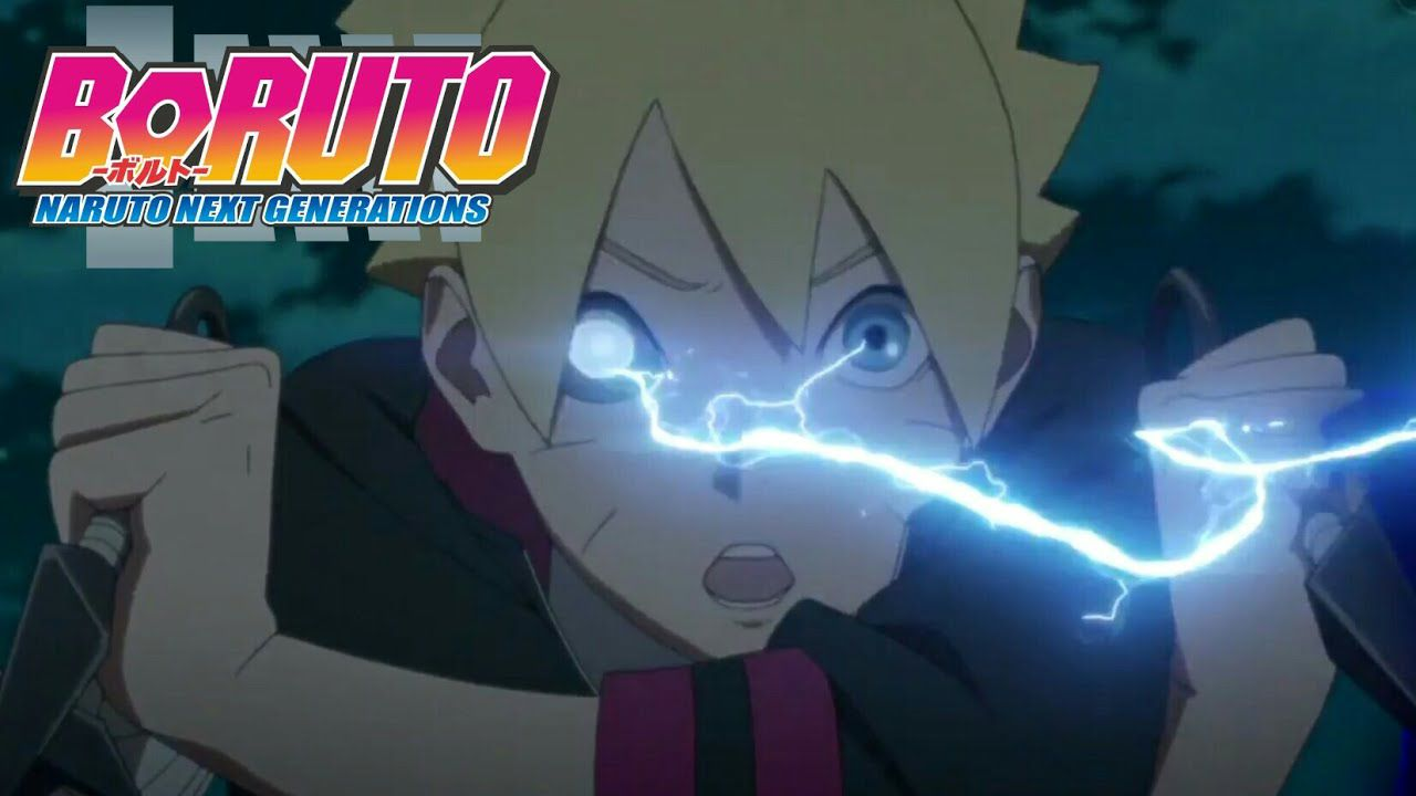 What Is The Jougan Here S Everything We Know About Boruto S New Eye Technology Anime Sweet