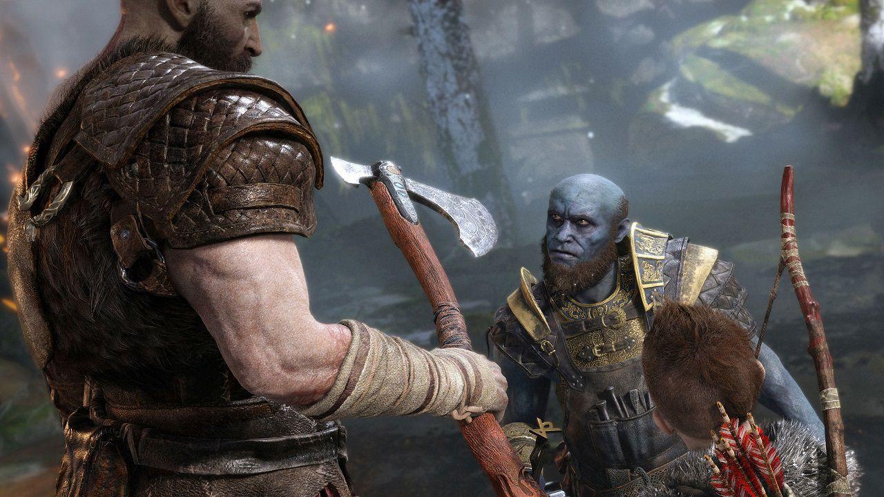 Cos'è il Leviatano in God of War per PlayStation 4?