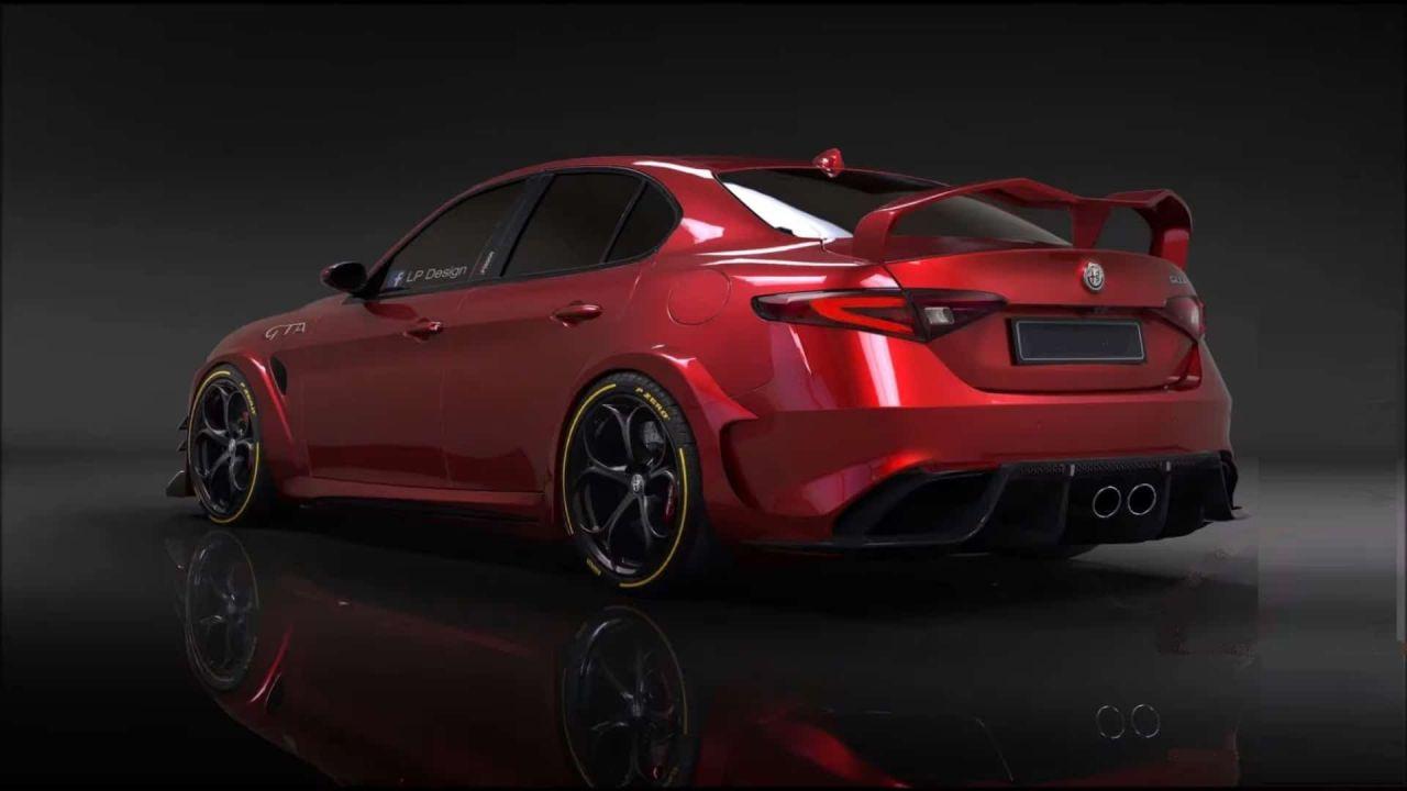 Cosa sappiamo sulla nuova Alfa Romeo Giulia GTA: render, potenza, prezzo