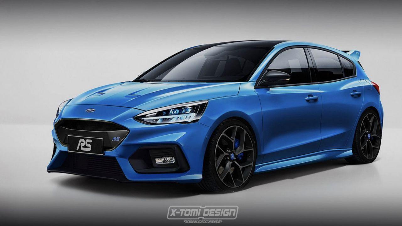 Cosa sappiamo della nuova Ford Focus RS, mild hybrid da oltre 400 CV