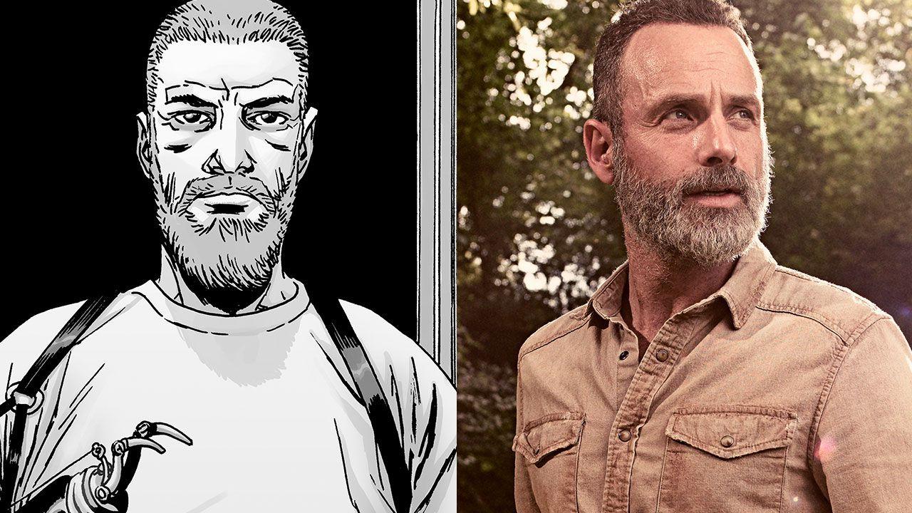 Cosa succede a Rick Grimes: il destino dell'eroe di The Walking Dead, rispetto al fumetto