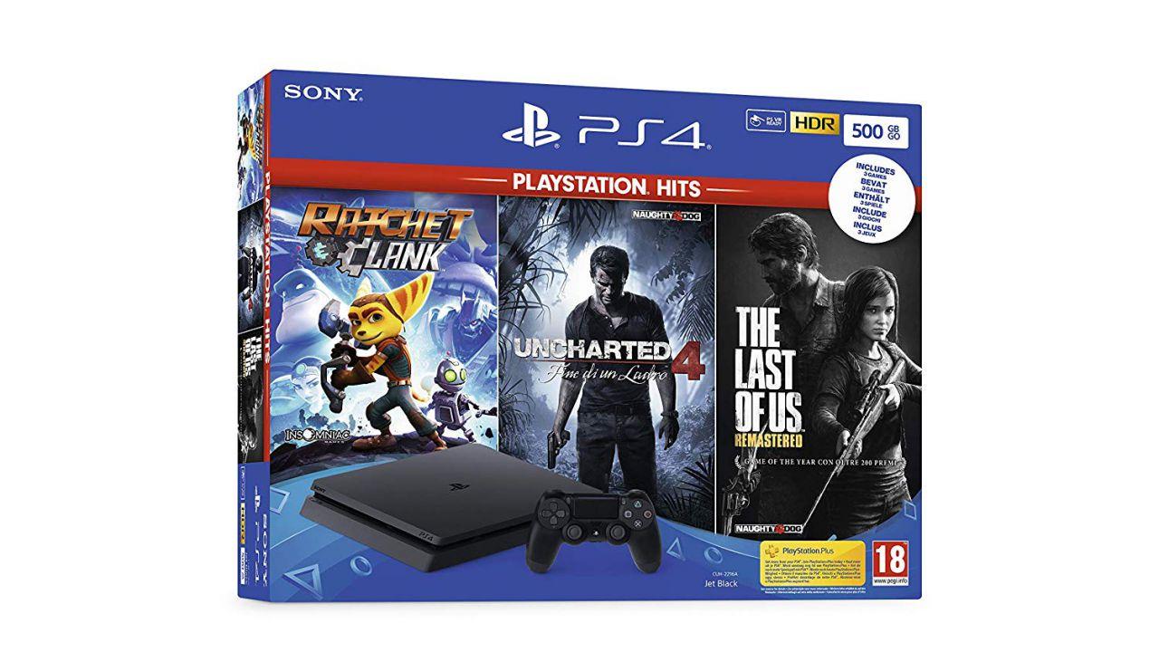 Cosa vuol dire la parola bundle PS4 che compare nelle offerte?